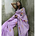 saree shoot 3 by ranjay
