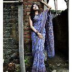 saree shoot 6 by ranjay