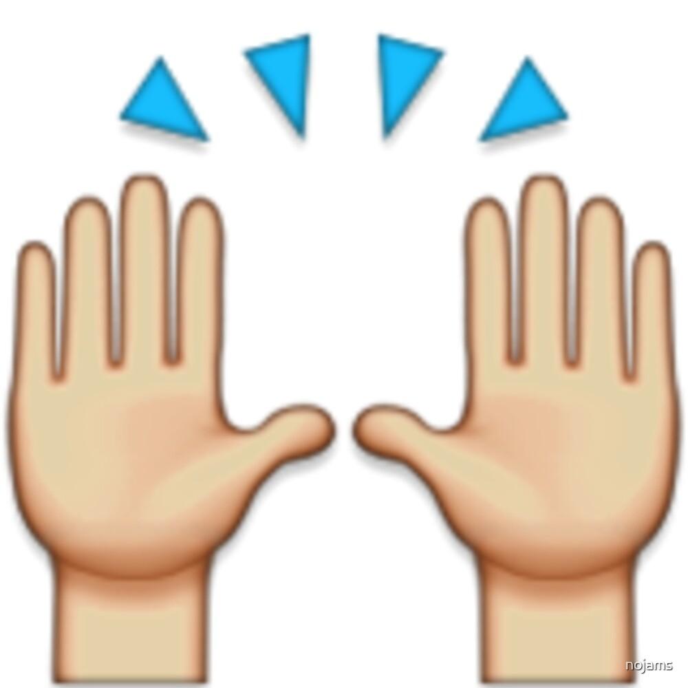 Praise Emoji by nojams