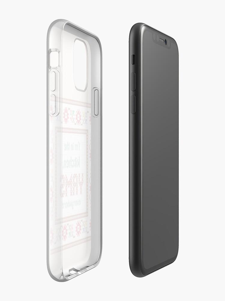 Coque iPhone «2 Chainz dans les ignames de cuisine partout (chanson d'anniversaire)», par NAB92