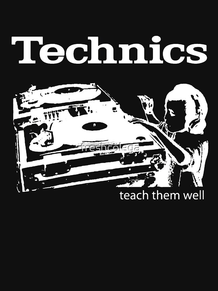 technics 3 by freshcolega