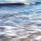 The sea in motion by gailgriggs