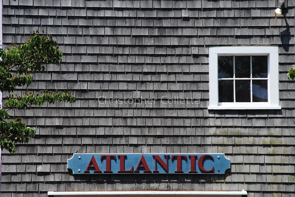 Atlantic by Christopher Colletta