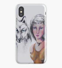 """Kindred spirits"" iPhone Case/Skin"