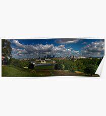Greenwich Panoramic Poster