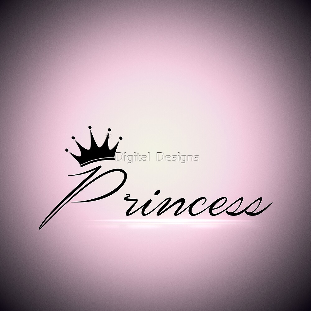 Princess by Digital  Designs