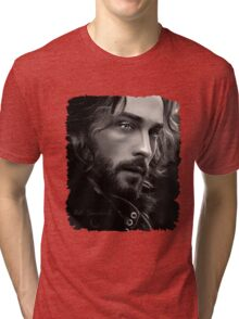 Ichabod Crane (Tom Mison) Tri-blend T-Shirt
