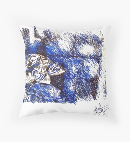 James Reimer Throw Pillow