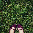 Walk With Me.... by Carol Knudsen