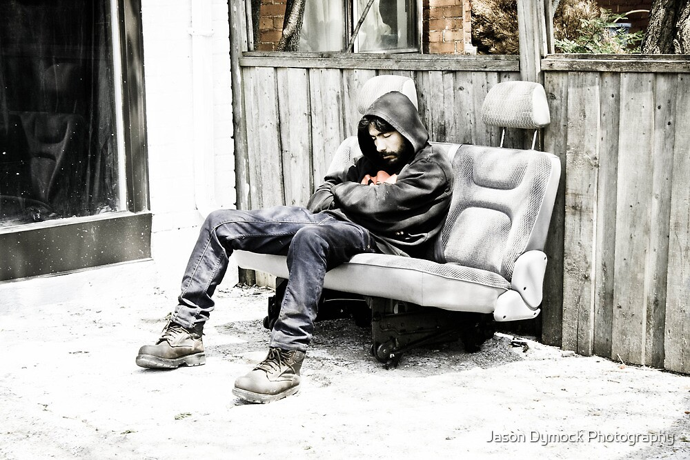 The Nap by Jason Dymock Photography