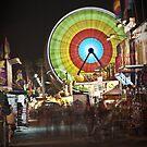 Farris Wheel by GreenleePhoto