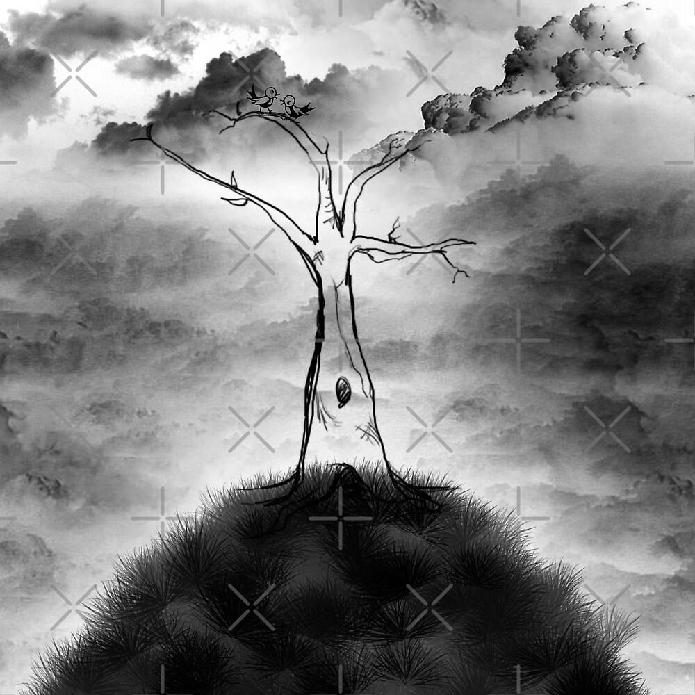 Lone Tree by GreenleePhoto