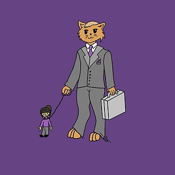 Business Cat by SwazzleSwazz