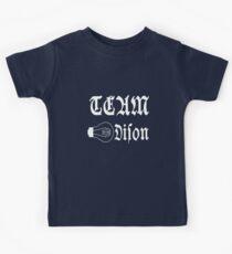 Team Edison-Inverted Kids Tee