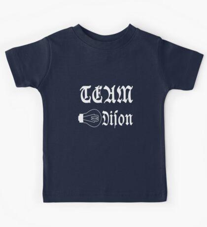 Team Edison-Inverted Kids Clothes