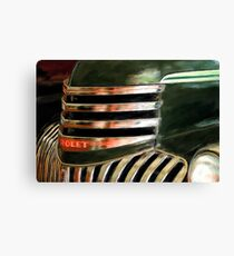 See The USA In A Chevrolet - Painterly Canvas Print