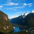 Milford Sound by David McGilchrist