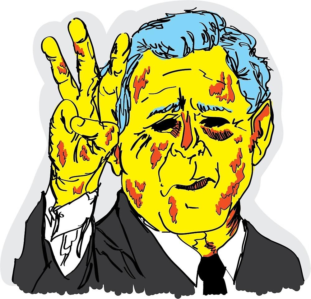 Melty Bush by kerrystevens