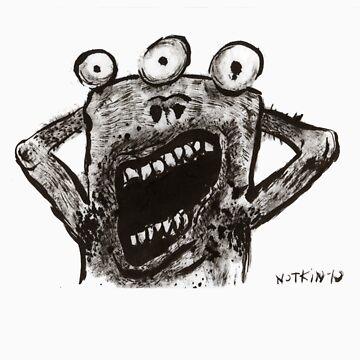 Scream by ElenaKotliarker