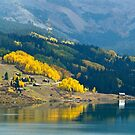 Trout Lake in Colorado by Alex Cassels