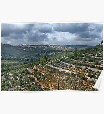 Jerusalem - Ein Kerem Poster