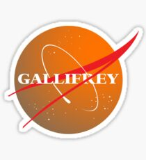 Gallifrey Sticker