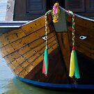 Happy Face, Riverboat, Bangkok, Thailand. by johnrf