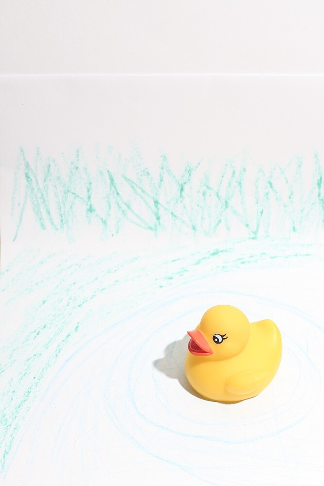 Rubber Ducky You're the One - Inside a Child's Mind Series by David Haviland