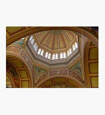Royal Exhibition Building - (Dome) Open House 2011 Photographic Print
