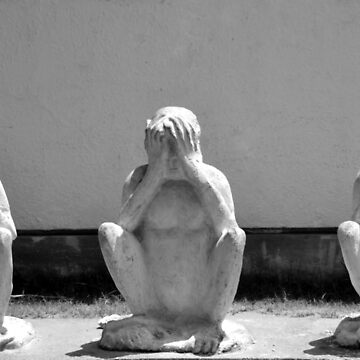 The Three Wise Monkeys by VeenaNair23