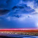 Drive By Lightning Strike by Bo Insogna