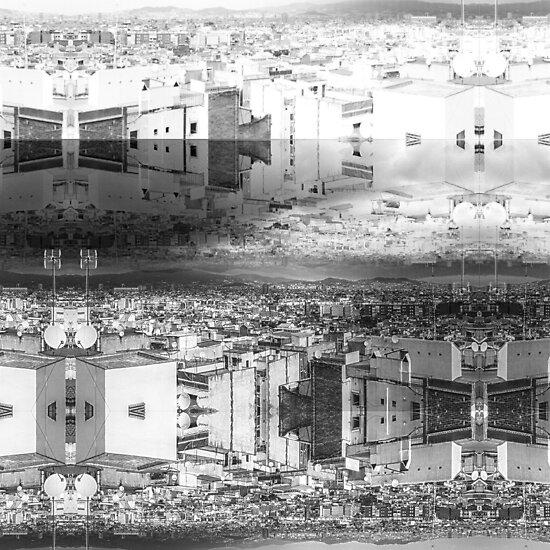 P1430781 _Luminance _Rasterbator _XnView _GIMP by Juan Antonio Zamarripa [Esqueda]
