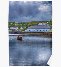 Talisker  Isle of skye Poster
