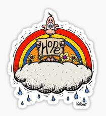 Always Hope Sticker