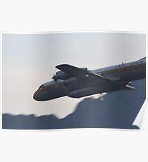 Bomber Plane Poster