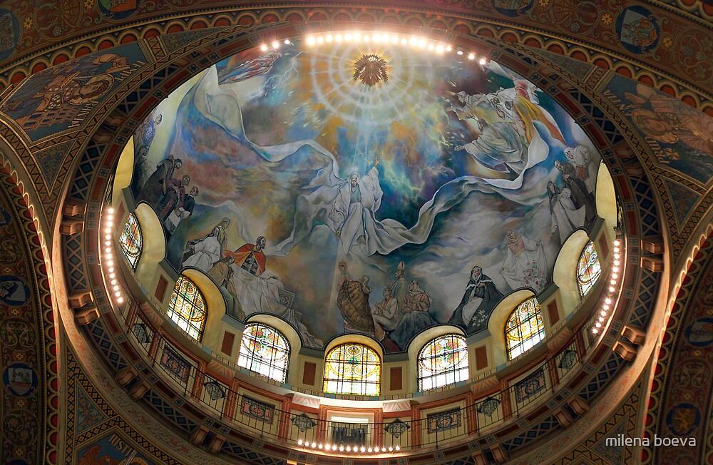 szeged main church by milena boeva