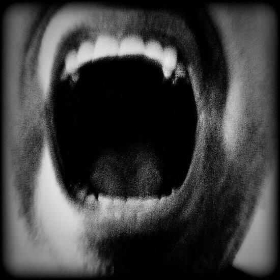mouth by Jean-François Dupuis