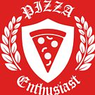 Pizza Enthusiast by maggiemaemary