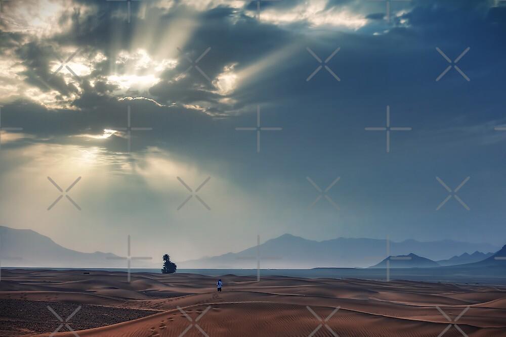 Sahara Sunrise by Conor MacNeill