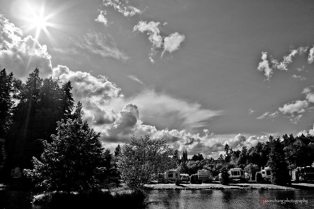 Lake Pleasant RV Park -  Bothell, WA by jasonsax