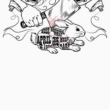 BBQ Bunny Festival by devilshalollc