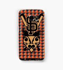 San Francisco Native Giants Samsung Galaxy Case/Skin