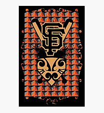 San Francisco Native Giants Photographic Print