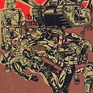 Toys of War  by James  Guinnevan Seymour