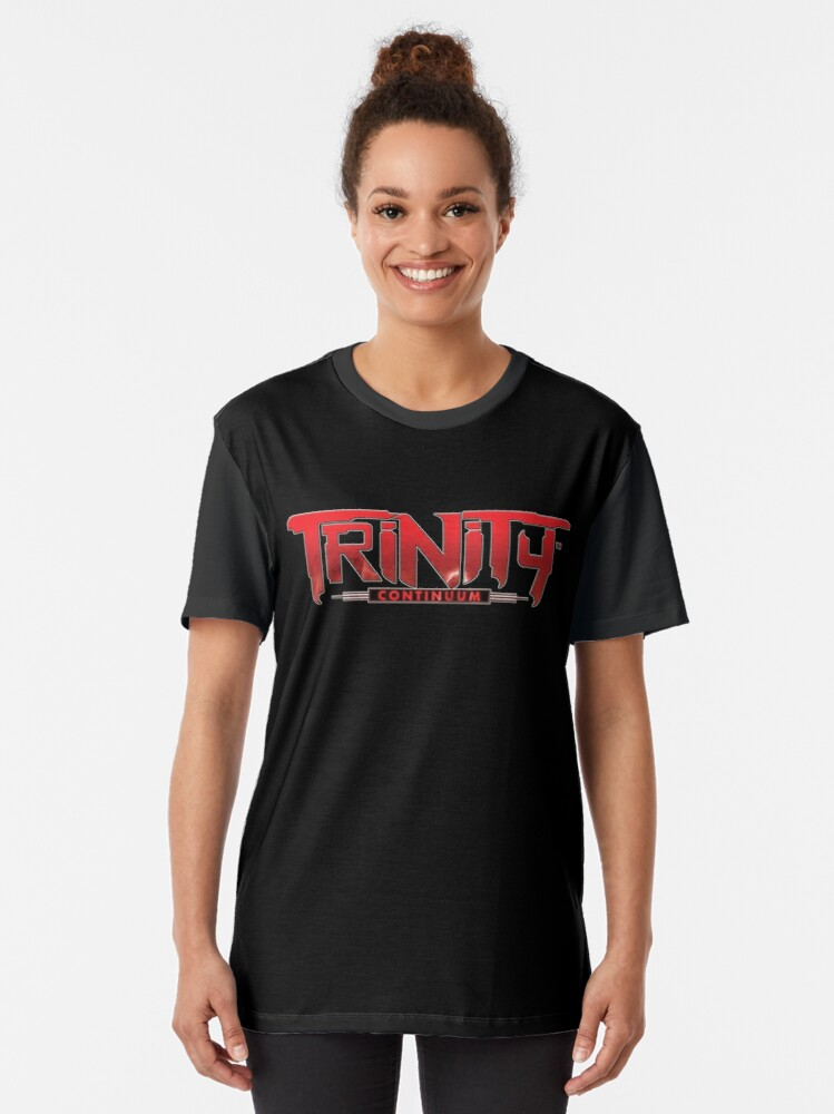 Alternate view of Trinity Continuum Graphic T-Shirt