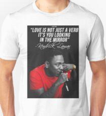 Kendrick Lamar Quote T-Shirt