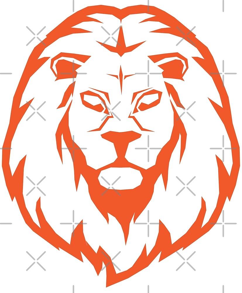 Lion by moombax