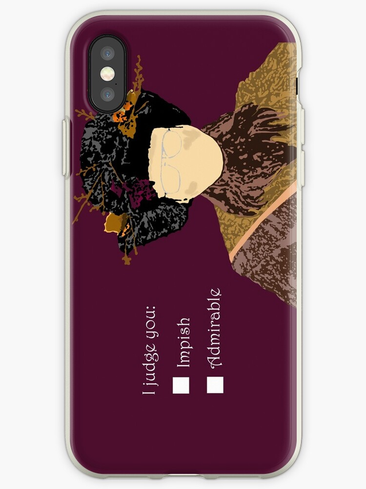 Belsnickel - Vert for Iphone by pickledbeets