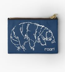 Oh Noes a Water Bear!  Studio Pouch