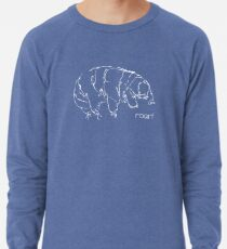Oh Noes a Water Bear!  Lightweight Sweatshirt